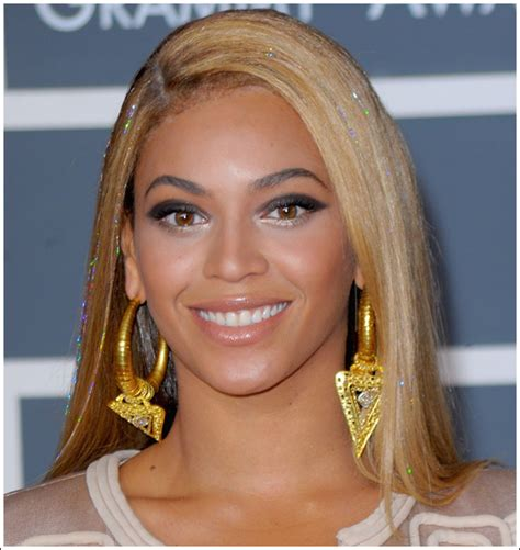 Hair Style Tools Pictures by Beyonce 2010 Grammy Awards Hairstyle My Hair Styling Tools