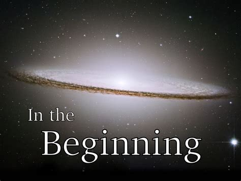 in the beginning logo the chapel of the holy spirit