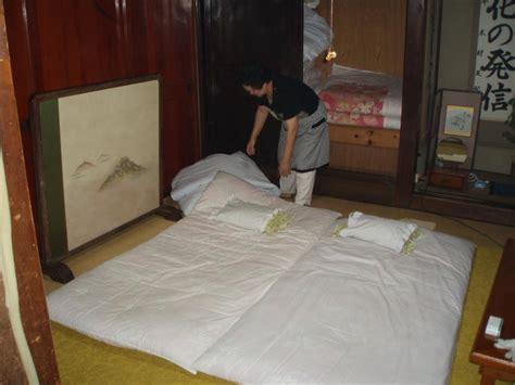 tatami bett erfahrung ryokan japanisches reisegasthaus