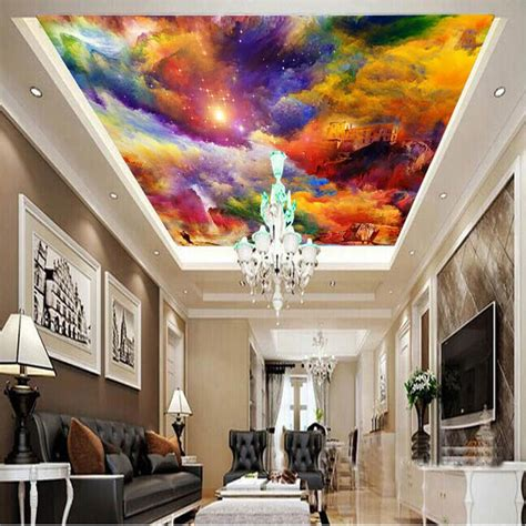 colorful wallpaper home online buy wholesale painting ceiling color from china