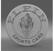 Elfin Logo 3D Model – Buy  FlatPyramid