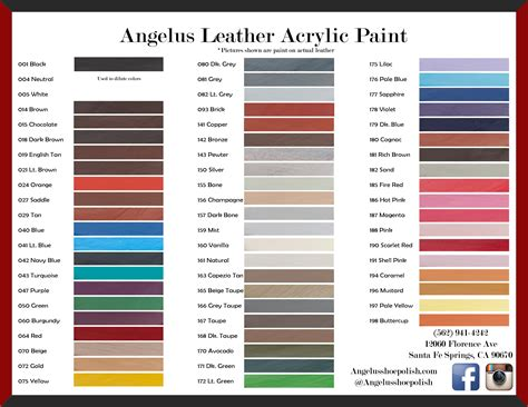 angelus paint light grey frankford leather company angelus acrylic leather paint