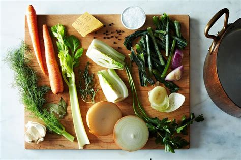 vegetables used in food how to make vegetable stock cooking basics and tips