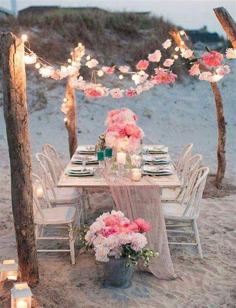 Wedding At The Beach – The Romantic & Inspiring Beach Wedding   starstylemepretty