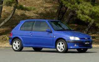 Peugeot 106 S16 Peugeot 106 S16 1998 Japanese Vehicle Specifications