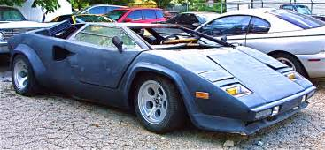 Pontiac Fiero Kit Lamborghini Atx Car Pictures Real Pics From Tx