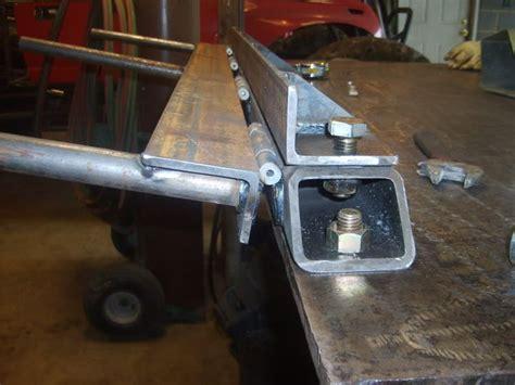 homemade 4x4 home made sheet brake pirate4x4 com 4x4 and off