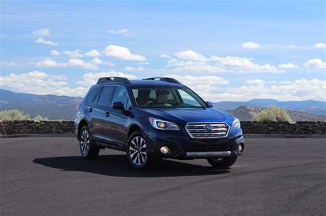 2015 Subaru Outback First Drive