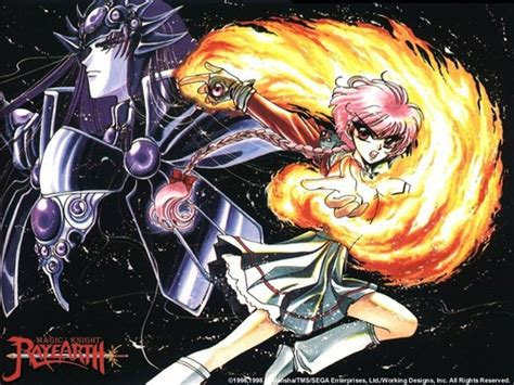 zagato magic knight rayearth magic knights rayearth images zagato and hikaru hd