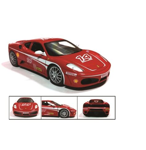 Ferrari 1 18 Modelle by Buy Official 1 18 Ferrari 430 Challenge Red Diecast Model