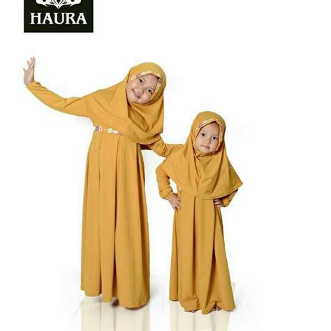 Syari Syakira 3 baju muslim gamis anak perempuan shopee indonesia