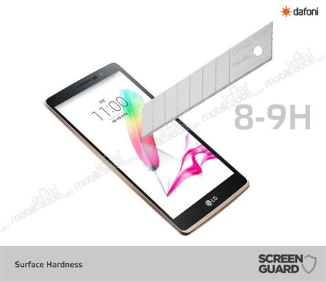 Tempered Glass Premium Lg G4 dafoni lg g4 stylus tempered glass premium ekran koruyucu