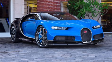 bugatti chiron dealership rare chance at a 2018 bugatti chiron at mecum la