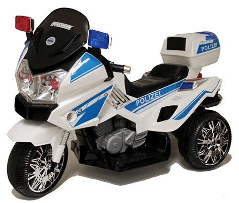 Motorrad Roller Elektro by Polizei Sticker In Elektro Motorrad Kindermotorrad