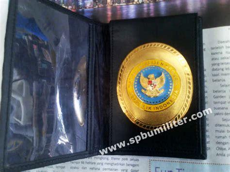 Kalung Kta Bin dompet saku kta bin badan intelijen negara asli jatah spbu militer