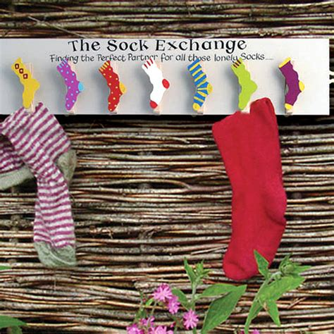 sock exchange the sock exchange by angelic hen notonthehighstreet