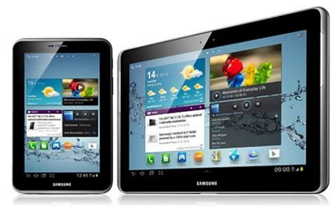 Samsung Tab Jelly Bean Samsung Releases Android 4 2 2 Update For Galaxy Tab 2 7 0 P3100 How To Install