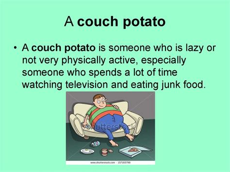 couch potato origin history of tv online presentation