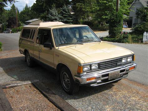 nissan pickup 1987 1985 nissan pickup