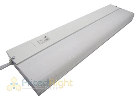 under cabinet fluorescent light fixture 18 quot fluorescent under cabinet counter kitchen bathroom