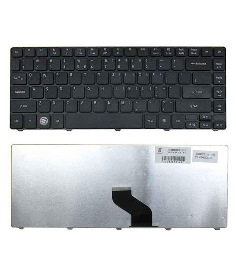 fugen laptop keyboard us acer aspire 4736 4740g