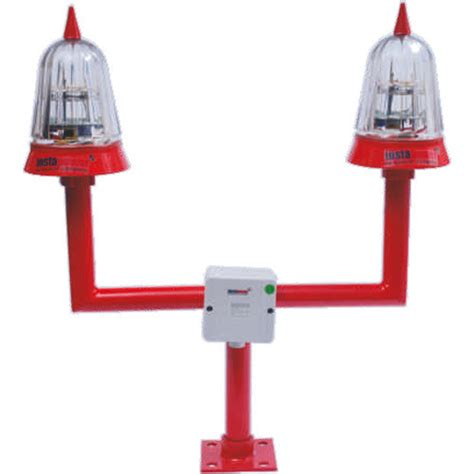 led aviation obstruction light high intensity aviation obstruction light