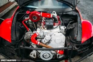 mazda moto rx a cummins diesel powered mazda rx 8 speedhunters