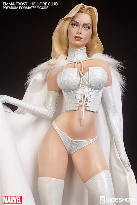 Ironman House by Sideshow Emma Frost Statue Update Toy Discussion At