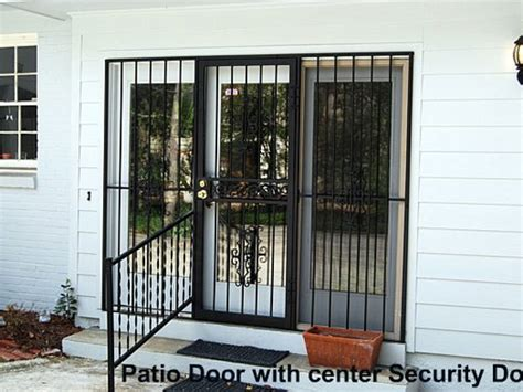 Glassessential 174 Patio Door Security Gate Http Www Patio Door Security Gates