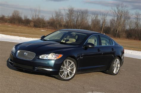 2010 jaguar xf supercharged luxury photos and articles stylelist