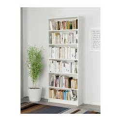 Ikea Bookshelves Billy Billy Bookcase White 80x28x202 Cm Ikea