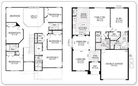7 bedroom floor plans southern dunes golf resort floor plans 7 bedroom
