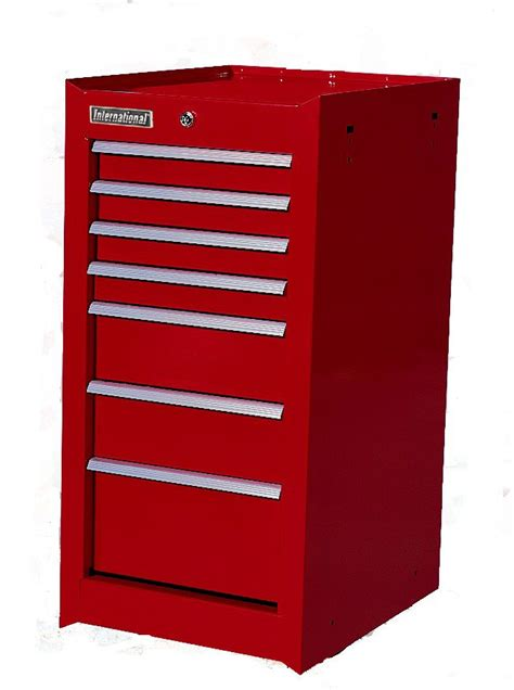 Cabinet International by International 7 Drawer Side Cabinet The Home Depot Canada
