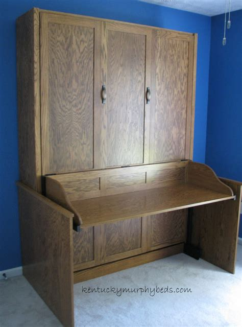 Desk Murphy Bed by Desk Murphy Bed All In One Kentucky Murphy Beds
