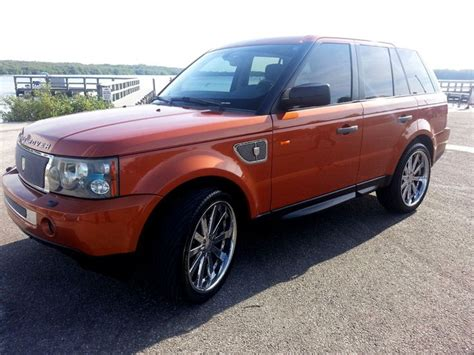 neon orange range rover 17 best ideas about range rover supercharged on pinterest
