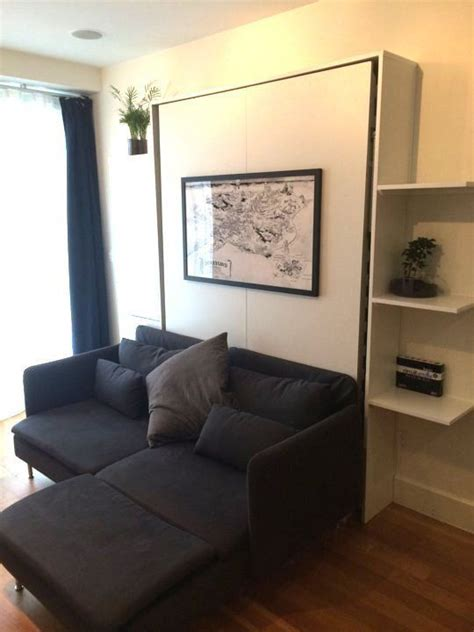 ikea sofa hacks top 25 best murphy bed ikea ideas on pinterest murphy