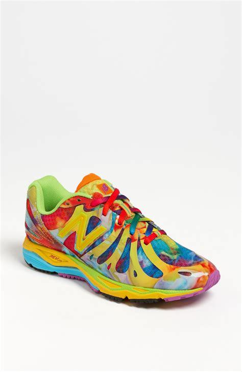 new balance 890 running shoes new balance 890 running shoe in multicolor yellow