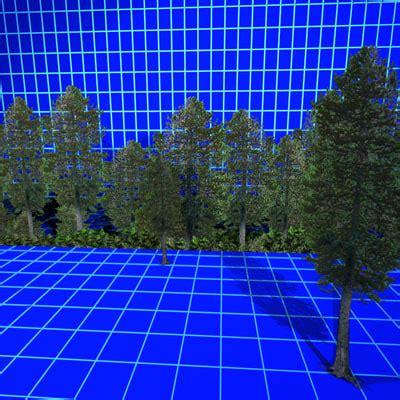 wallpaper 3d max 3d max pine tree 01 background