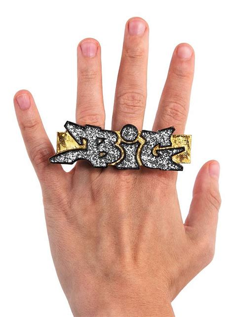 Bling Ring From Accessorize by Bling Rings Silver