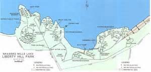 navarro map cing information navarro mills lake