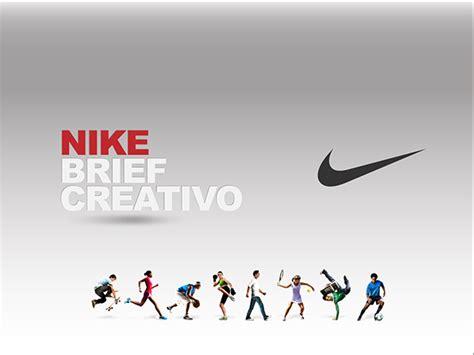 nike design brief portadas para brief creativo nike on behance