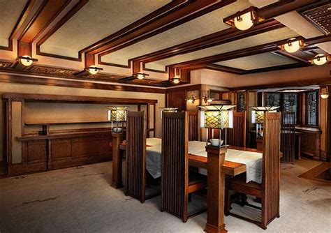 frank lloyd wright interiors frank lloyd wright robie house interiors and designs
