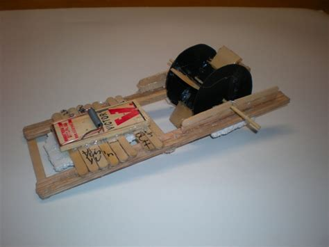 mousetrap powered boat mouse trap boat bing images