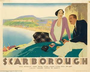 vintage british seaside posters sell at auction in new