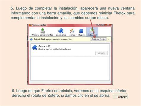 zotero firefox tutorial tutorial zotero