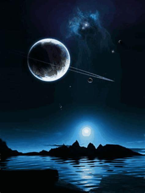 gambar bergerak planet dan benda langit septian junior s