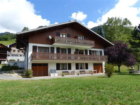 location vacances Gîte Chalet L'orée Des Pistes 1 à La Chapelle d'abondance en Haute Savoie