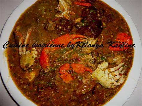 Www Cuisine Ivoirienne by La Gastronomie Chez Les Akan Et Les Krou Babi Inside