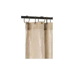 rideaux et paillettes lurex d 233 coration cosy dans la