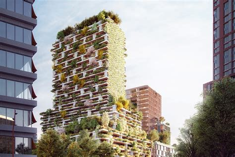 vertical forest building in vancouver features an vertical forests are returning nature to cities one